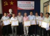 TX.Thuận An: Khen thưởng nhiều tập thể, cá nhân có thành tích trong công tác bảo vệ môi trường
