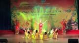 12 đội tham dự Liên hoan Hát ru và hát dân ca tỉnh Bình Dương năm 2018