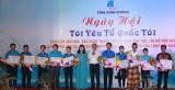"""Hội LHTN tỉnh tổ chức Ngày hội """"Tôi yêu Tổ quốc tôi"""" năm 2018"""