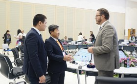 Diễn đàn các thị trưởng WTA: Nhiều giải pháp tốt cho Bình Dương