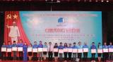 Thị đoàn Thuận An: Tổ chức tuyên dương thủ lĩnh thanh niên, câu lạc bộ, đội nhóm tiêu biểu