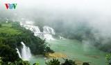 Cao Bang kicks off Ban Gioc waterfall tourism festival