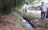 Nước thải từ nhà trọ gây ô nhiễm