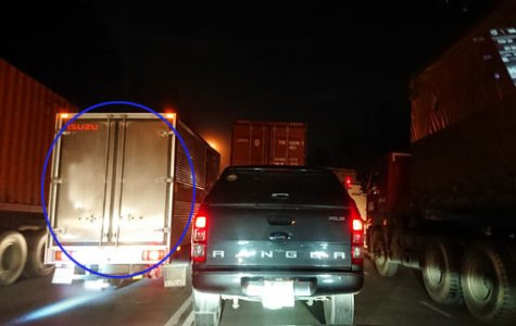 Cần xử nghiêm hành vi coi thường luật giao thông!