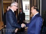Thủ tướng đề nghị Bỉ tạo điều kiện để hàng hóa Việt Nam vào châu Âu