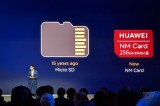 Thẻ nhớ Nano Memory nhỏ bằng nửa thẻ microSD