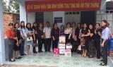 Hội nữ doanh nhân Bình Dương: Nối nhịp đôi bờ những chiếc cầu nhân ái