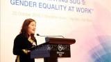 东盟与欧盟性别平等和赋予妇女和女童权力对话会在河内举行