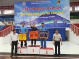 Giải vô địch Vovinam cụm miền Đông Nam Bộ: Bình Dương lần đầu vô địch toàn đoàn