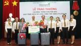 """Vietcombank Bình Dương: Trao thưởng chương trình """"Quà tặng mùa hè năm 2018 cùng thẻ Amex Platinum"""""""