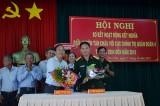 Cục chính trị Quân đoàn 4 và huyện Tân Châu, tỉnh Tây Ninh: 15 năm kết nghĩa, ân tình mãi đong đầy