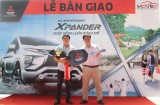 Bàn giao xe Xpander tại Moveo Bình Dương