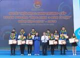 平阳省共青团举行中专学生盛会