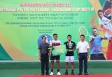 Hoàng Nam và Quốc Khánh đăng quang giải Vietnam F4 Futures 2018