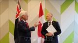 加拿大正式批准《跨太平洋伙伴关系全面及进步协定》