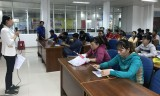 Trung tâm Dịch vụ việc làm Bình Dương: Đào tạo nghề cho lao động hưởng trợ cấp thất nghiệp