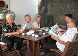 Câu lạc bộ hưu trí tỉnh: Nơi gặp gỡ của những người bạn tâm giao