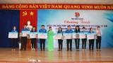 平阳省共青团举行多项响应越南法律日的活动