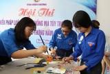 Hưởng ứng ngày Pháp luật Việt Nam (9-11): Phong phú các hoạt động tuyên truyền pháp luật cho đoàn viên thanh niên
