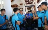 AFF Suzuki Cup 2018: Tuyển Việt Nam đã có mặt tại Vientiane