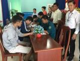 Phường Vĩnh Phú, TX.Thuận An: Phát lệnh gọi khám sức khỏe nghĩa vụ quân sự năm 2019