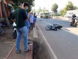 Tai nạn giao thông, nam thanh niên tử vong tại chỗ
