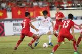 Lào 0-3 Việt Nam: Công Phượng, Anh Đức, Quang Hải lập công