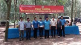 Công đoàn Cao su Việt Nam: Trao thưởng cho 3 công đoàn cơ sở trực thuộc Công đoàn Công ty TNHH MTV Cao su Dầu Tiếng