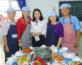 Phòng Giáo dục - Đào tạo Phú Giáo: Thi nấu ăn và trò chơi dân gian