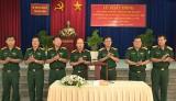"""Lực lượng vũ trang tỉnh: Tập trung thực hiện """"Tháng hành động kiểu mẫu"""""""