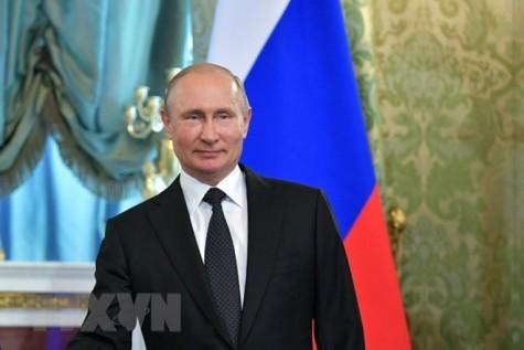 Tổng thống Putin: Nga và ASEAN có thể tổ chức diễn tập chung