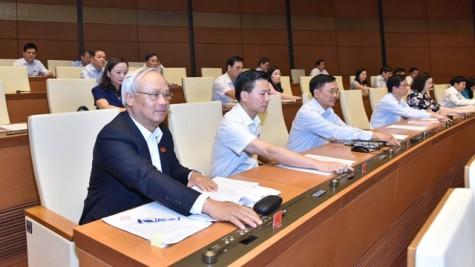 越南第十四届国会第六次会议公报(第二十号)