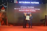 Khai trương đại lý ủy quyền 3S của Mitsubishi Motors Việt Nam tại Bình Dương