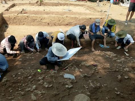 Bảo tồn, phát huy giá trị của Di tích khảo cổ Dốc Chùa
