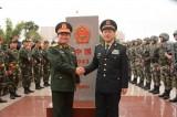 Bắt đầu các hoạt động Giao lưu quốc phòng biên giới Việt-Trung lần 5