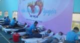 200 đoàn viên thanh niên Công ty Biwase hiến máu tình nguyện