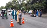 Công an TP.Thủ Dầu Một: Dựng lại hiện trường vụ tai nạn giao thông xảy ra trong cơn mưa