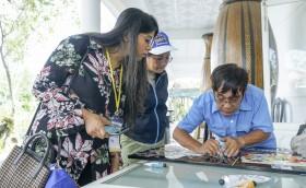 Đoàn đại biểu Horasis 2018 tham quan các điểm du lịch tại Bình Dương
