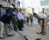 TX.Thuận An: Lập lại trật tự đô thị, duy tu sửa chữa công trình giao thông