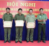 Huyện Bắc Tân Uyên: Vận động người dân tham gia phòng, chống tội phạm