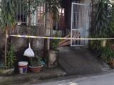 Nghi án người đàn ông tự thiêu chết trước cửa nhà