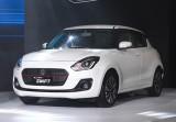Suzuki Swift thế hệ mới giá từ 499 triệu tại Việt Nam