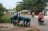 Ban Chỉ huy Quân sự xã Long Nguyên, huyện Bàu Bàng: Xây dựng đơn vị vững mạnh toàn diện
