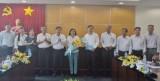 Lãnh đạo tỉnh gặp gỡ Đoàn đại biểu Hội Nông dân và Hội Sinh viên tỉnh trước khi dự đại hội toàn quốc