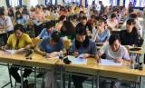 266 giáo viên dự thi năng lực hội thi giáo viên dạy giỏi năm học 2018-2019