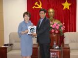Đoàn công tác Phòng Thương mại và Công nghiệp Hàn Quốc (SCCI): Tìm hiểu cơ hội đầu tư tại Bình Dương