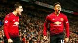 """Giải Ngoại hạng Anh, M.U - Arsenal: 2-2 """"Quỷ đỏ"""" gây thất vọng"""