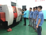 Trường Cao đẳng nghề Việt Nam - Singapore: Đào tạo những nghề trọng điểm