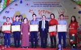 Trung tâm Nhân đạo Quê Hương kỷ niệm 17 năm thành lập