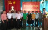 Phát triển tổ chức Đảng - Đoàn thể trong doanh nghiệp ngoài nhà nước ở Dầu Tiếng: Những kết quả bước đầu